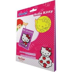 Piešimo smėliu rinkinys - Hello Kitty