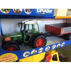 BRUDER FENDT 209 S traktoriukas, 02104