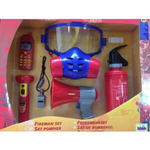 Klein Gaisrininko ugniagesio rinkinys žaislai internetu