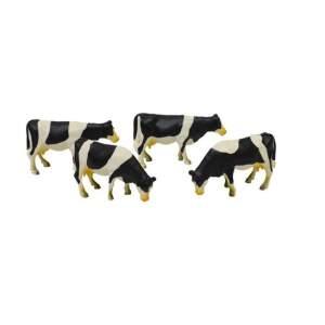 4 karvių rinkinys ūkis karvės Kids Globe