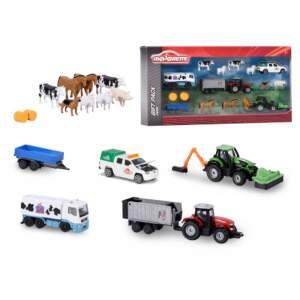 Žaislų rinkinys mažajam ūkininkui Mini ūkis Majorette