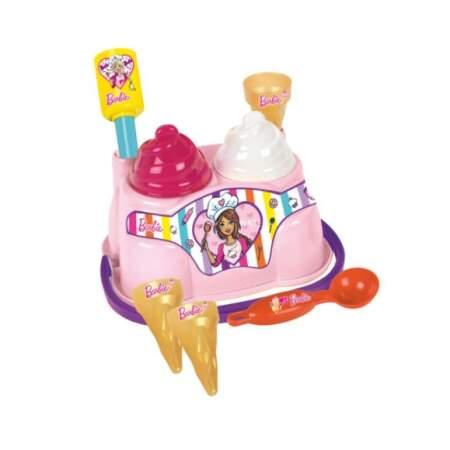 Klein Barbie ledų gaminimo aparatas