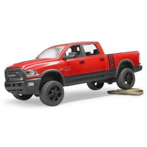 BRUDER BRUDER RAM 2500 Power Wagondžipas raudonos spalvos, 02500