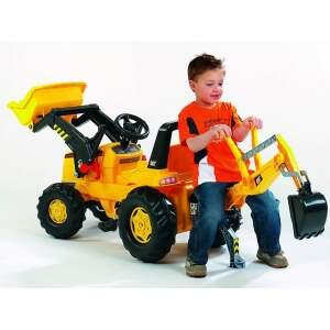 Minamas ROLLY TOYS CAT traktorius vaikams