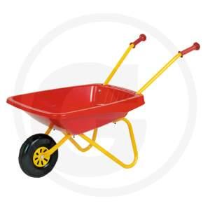 """Karutis raudonas / geltonas, nuo 2,5 metų, """"Rolly Toys"""" iki 15 kg"""