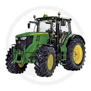SIKU mini traktorius John Deere 6210 R