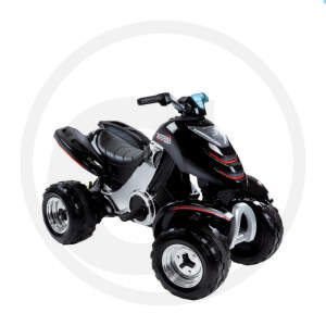 KETURATIS SMOBY ELECTRONIC X-POWER QUAD CARBONE