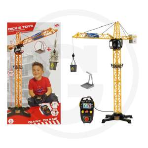 """Kranas """"Dickie Giant Crane"""" su nuotolinio valdymu"""