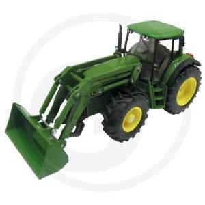 SIKU mini traktorius John Deere su priekiniu kaušu