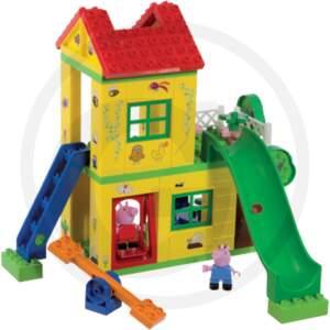 BIG BLOXX PEPPA PIG PLAYGROUND žaidimų aikštelė