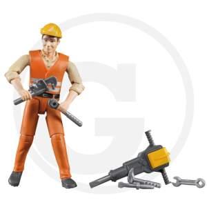 GRANIT Construction worker Bruder darbuotojas