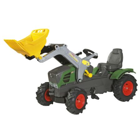 Minamas traktorius ROLLY TOYS FENDT 211 VARIO