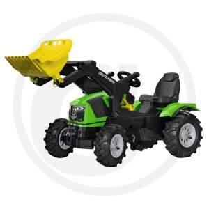 ROLLY TOYS DEUTZ-FAHR 5120 Traktorius pripučiamos guminės padangos