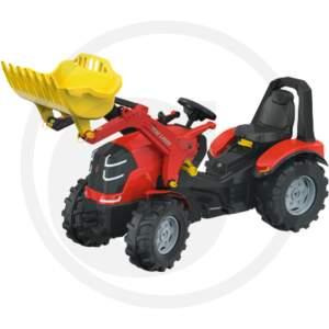 ROLLY TOYS X-TRAC PREMIUM with Trac loader Premium traktorius su frantaliniu krautuvu
