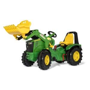 """Minamas traktorius su pavarom Rolly Toys X-Trac Premium John Deere 8400R"""" nuo 3-10 m"""