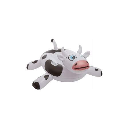 Pripučiama karvė pripučiamas vandens ratas