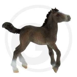 """BULLYLAND žaislinis arkliukas kumeliukas """"Lipizzaner Fohlen"""""""
