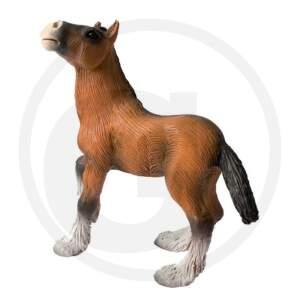 BULLYLAND SHIRE HORSE FOAL arkliukas figūrėlė
