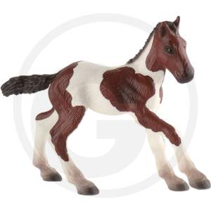 BULLYLAND QUARTER HORSE FOAL arkliukas vaikams figūrėlė