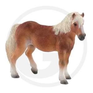 """BULLYLAND žaislinis arklys """"Haflinger Stute"""""""