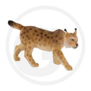 BULLYLAND LYNX miško žvėreliai Lūšis figūra