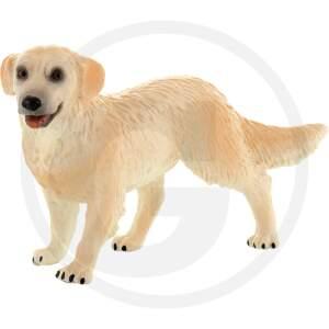 BULLYLAND žaislinė šuniuko figūrėlė auksaspalvis retriveris