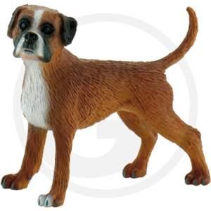 BULLYLAND žaislinė šuniuko figūrėlė bokseris