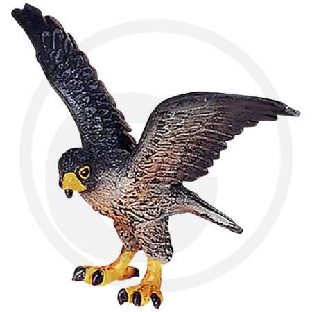 BULLYLAND žaislinė paukščio figūra sakalas