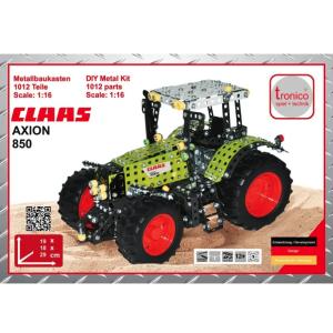 TRONICO Profi Series traktorius CLAAS Axion 850 konstruktorius nuo 12 m 1012 detalių