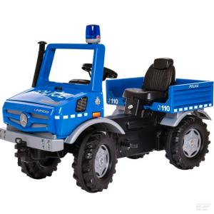 Policijos mašina minama