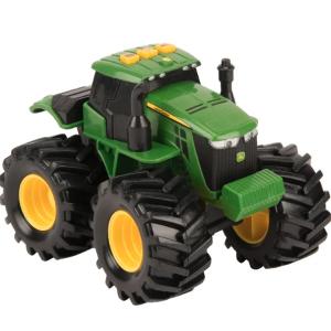 John Deere monstrinis traktorius
