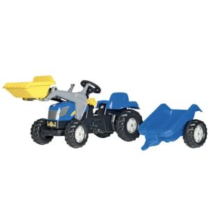 Minamas Traktorius New Holland Traktoriukai vaikams