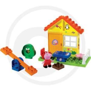 Konstruktorius BIG BLOXX Peppa Pig Summer House