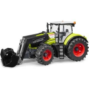 BRUDER traktorius Claas Axion 950 With Frontloader, 03013