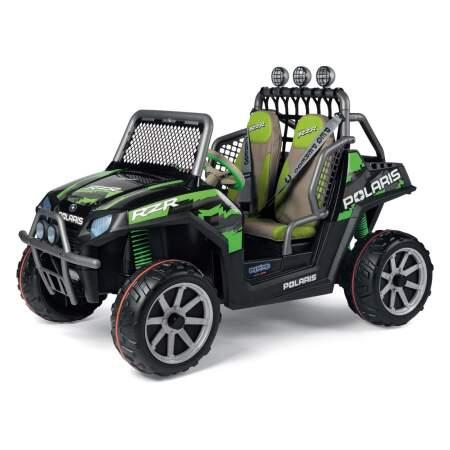 Keturratis Polaris Ranger RZR Green Shadow 24V