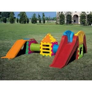 CUBIC TOY H2000 MODEL žaidimų aikštelė