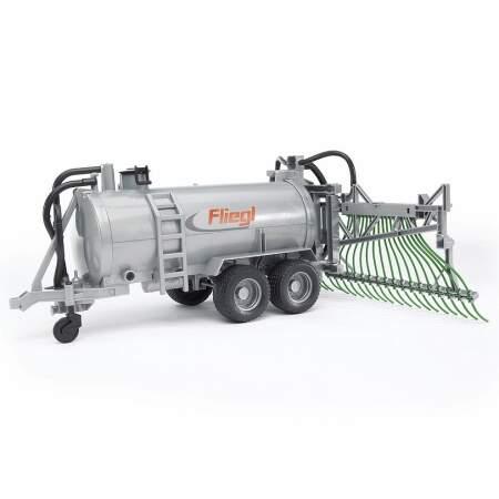 BRUDER skystų produktų vežimo priekaba BRUDER priekaba-cisterna, 02020