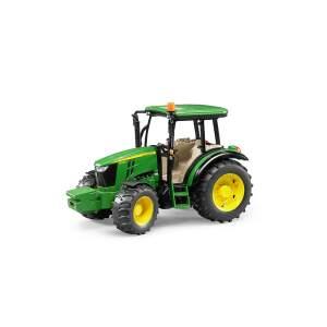 BRUDER vaikiškas žaislinis traktorius John Deere 5515M, 02106