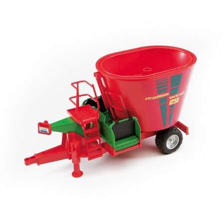 BRUDER pašarų maišytuvas maišymo vežimas priedas prie BRUDER žaislų, 02127