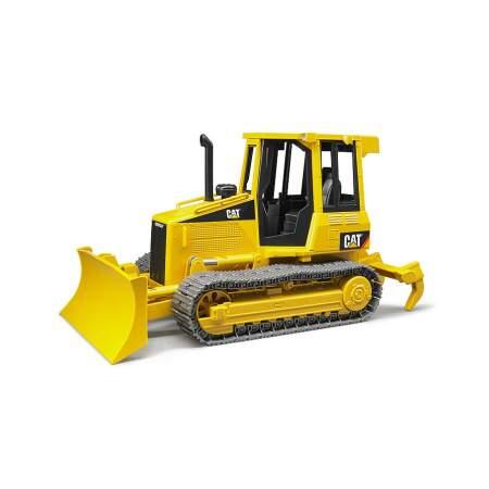 BRUDER žaislinis buldozeris CAT, 02443