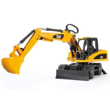 BRUDER žaislinė mašina buldozeris Caterpillar, 02445