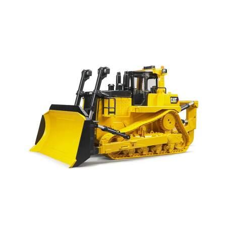 BRUDER žaislinis buldozeris su vikšrais CAT, 02452