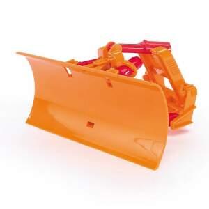 BRUDER  žaislinis sniego valytuvo plūgas, 02581
