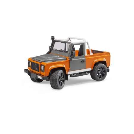BRUDER Land Rover Defender Pick-up džipas, 02591