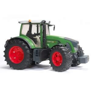 BRUDER vaikiškas žaislinis traktorius Fendt 936 Vario, 03040