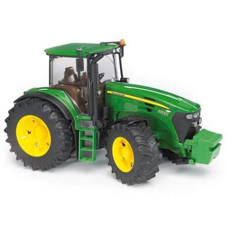 BRUDER JOHN DEERE 7930 mini traktorius, 03050 Numatomas pristatymas nuo 25.10.21