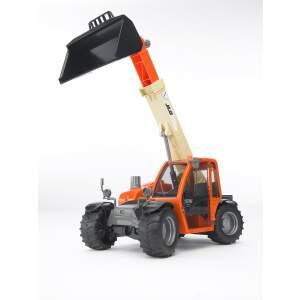 BRUDER JLG 2505 traktorius su teleskopiniu krautuvu, 02140