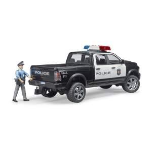 """BRUDER  Policijos mašina pikapas """"RAM 2500"""" su policijos pareigūnu 2020 m.naujiena, 02505"""