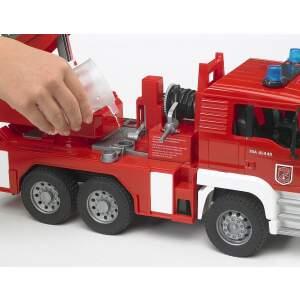 BRUDER gaisrininkas žmogeliukas, 60100