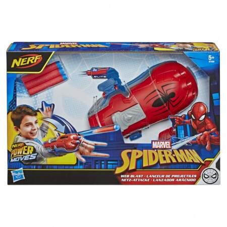 HASBRO SPIDER-MAN Žmogaus-voro ginklas